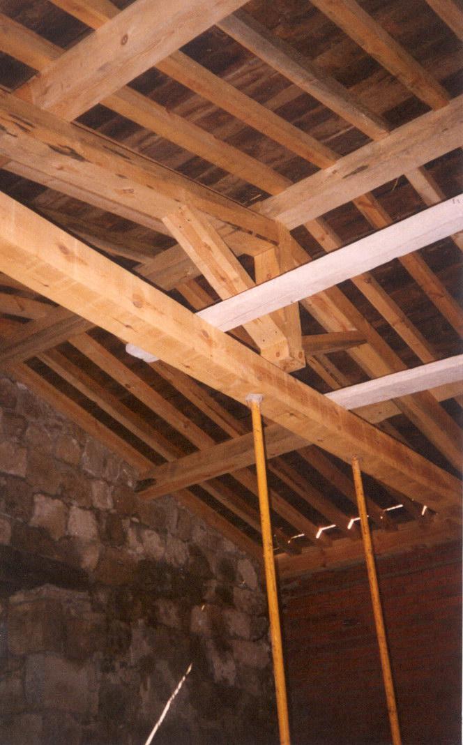Rehabilitación de edificio de viviendas. Tarazona de la Mancha