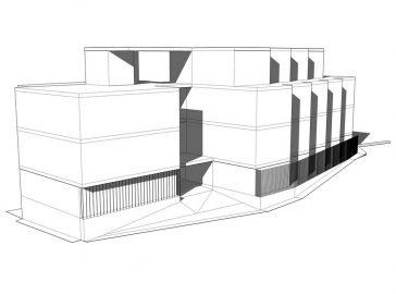Edificio 26 viviendas para jóvenes. Arganda