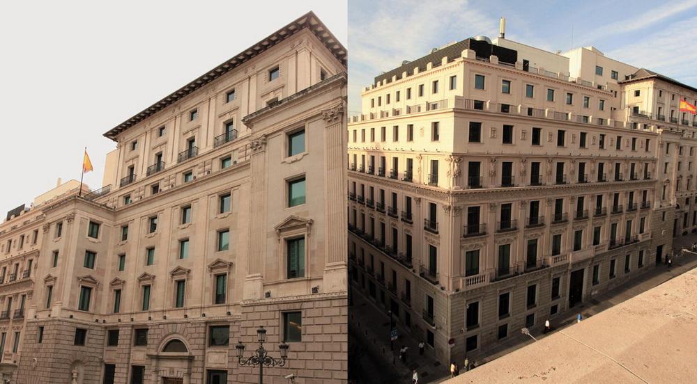 Rehabilitación integral de Edificio anexo al Congreso de los Diputados