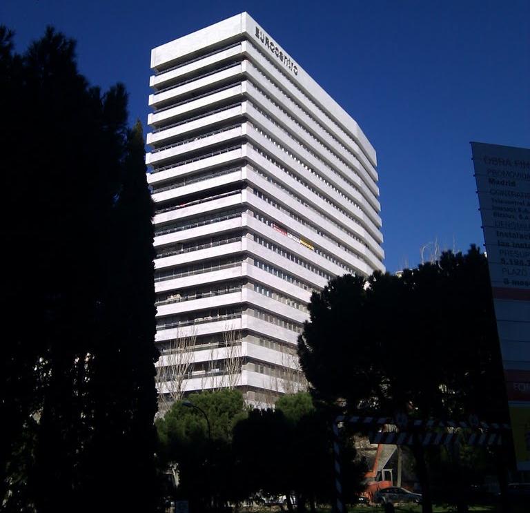 Rehabilitación Edificio Eurocentro